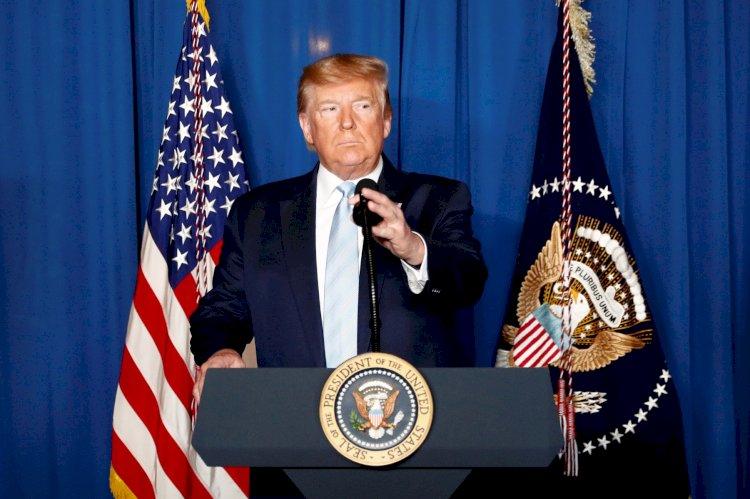 Falcões da guerra derrotam Trump