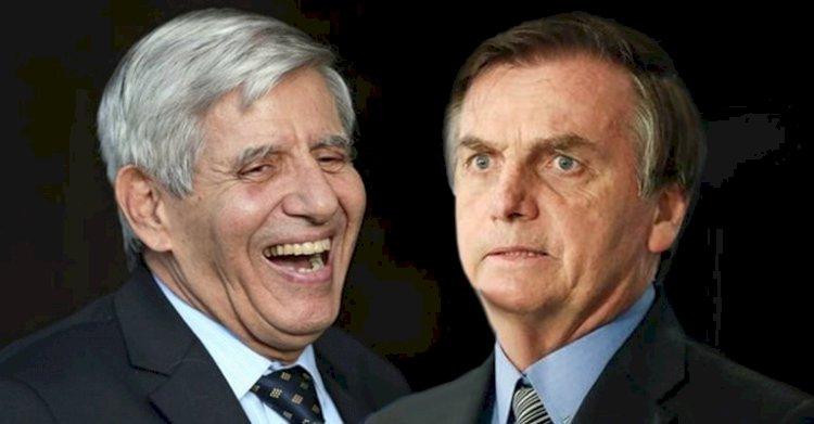 Heleno sobre Bolsonaro: