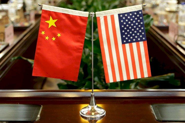 TENSÃO ENTRE OS EUA E A CHINA