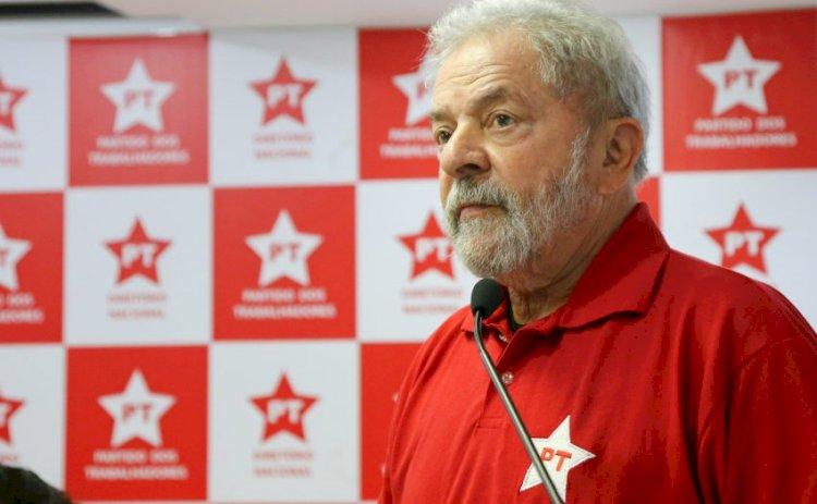 Lula: 'não vou abaixar a cabeça para quem mentiu sobre mim'