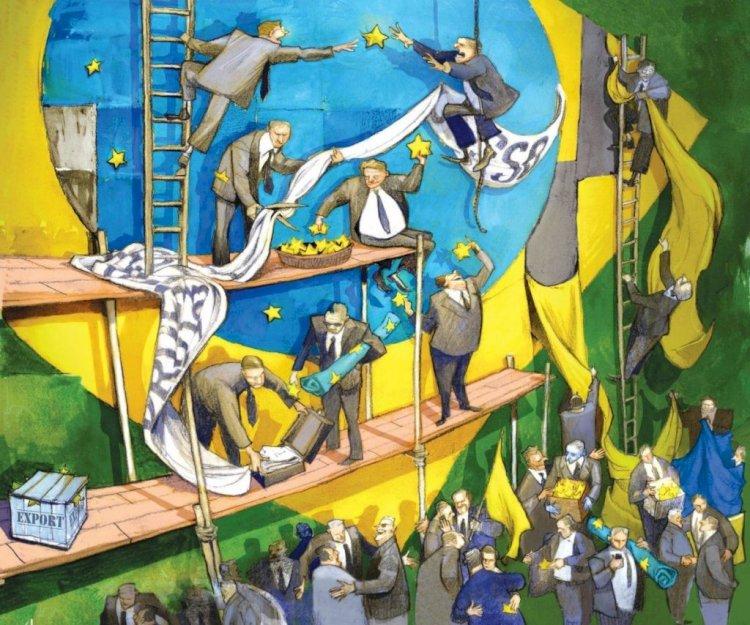 A Frente Ampla contra o Brasil