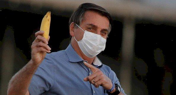 'Peguei mofo no pulmão', admite o presidente, que ontem foi ao Nordeste e hoje vai ao Sul do país