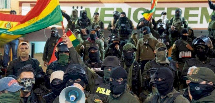 Lo que la OEA le hizo a Bolivia