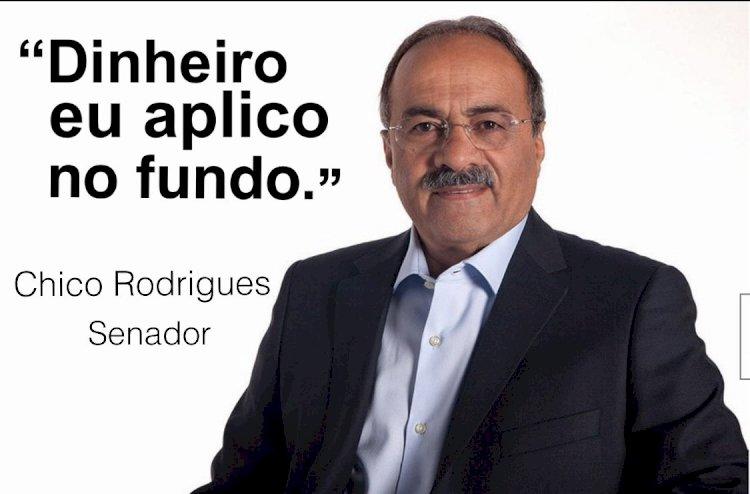 PF encontra dinheiro escondido nas nádegas do vice-líder do governo no Senado