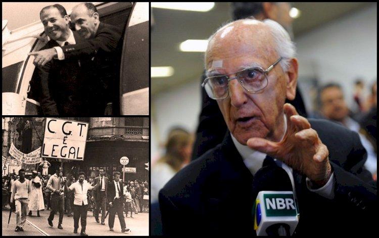 Líder do CGT completa 100 anos, e centrais destacam movimentos que garantiram direitos