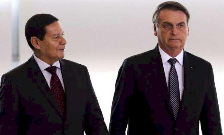 Para ajudar Bolsonaro, querem empurrar Mourão para o Rio Grande do Sul. Por Moisés Mendes