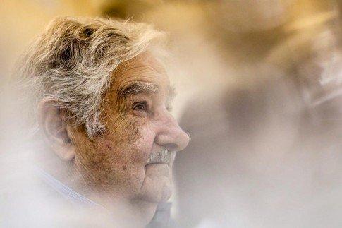 Pepe Mujica y Julio María Sanguinetti se despidieron del Congreso de Uruguay
