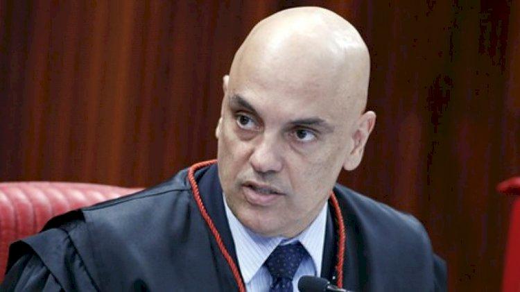 Alexandre de Moraes é sorteado relator do inquérito contra Bolsonaro no STF