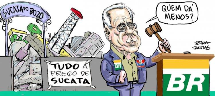 Petrobras vende três plataformas de petróleo pelo preço de três apartamentos