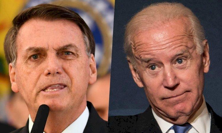 Vitória de Biden aumenta pressão sobre Bolsonaro para que troque Araújo e Salles