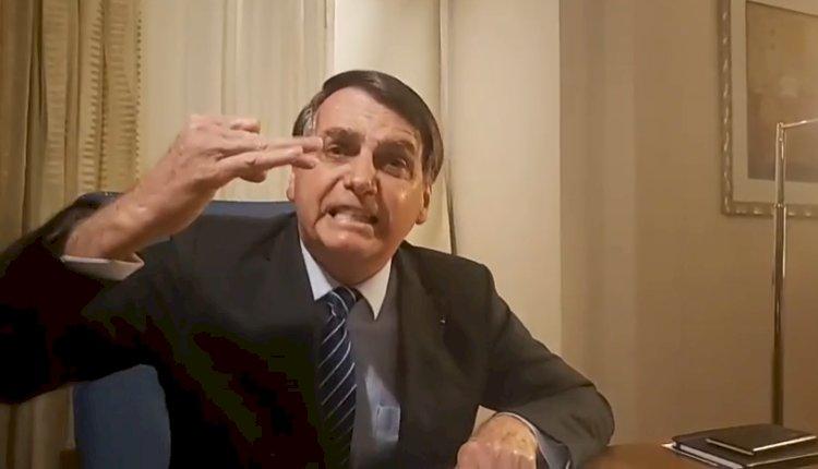 Pela primeira vez no histórico da Pesquisa Fórum maioria da população desaprova Bolsonaro