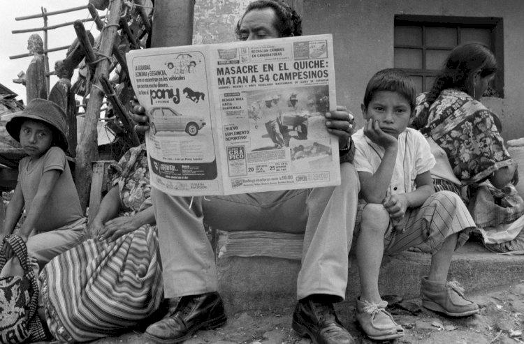 Guatemala herida de muerte