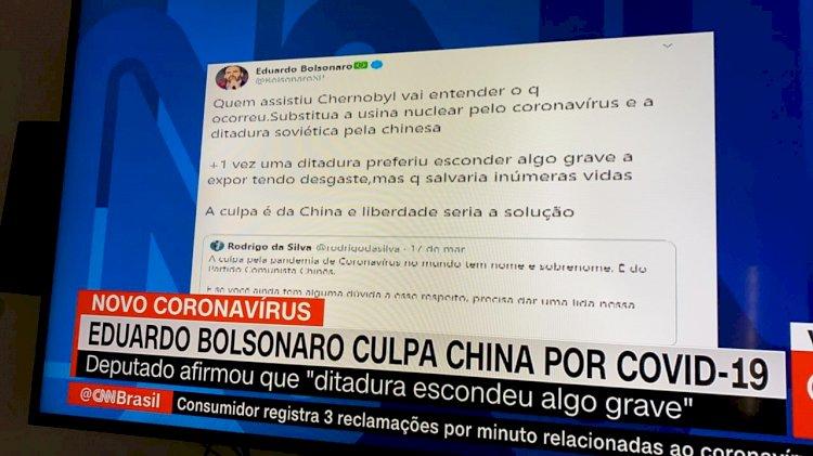 PROVOCAÇÃO CONTRA A CHINA ESCONDE DEMOLIÇÃO DO BRASIL