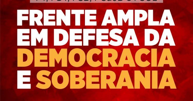 Formada a 'frente ampla' para impedir anexação da Câmara a Bolsonaro