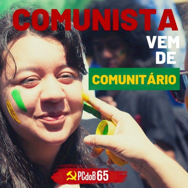 Tá de boa? Comunismo sim, por que não?