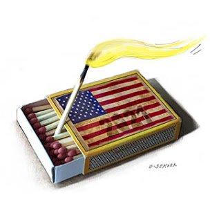 Tentativa de golpe e a decadência dos EUA
