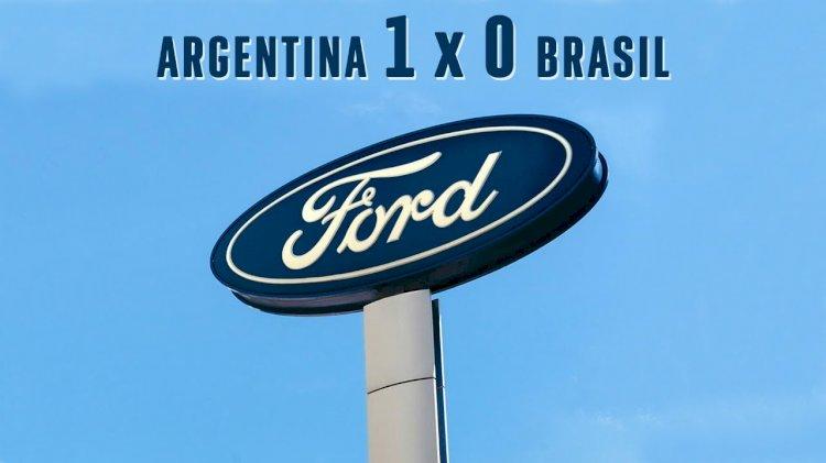 Entidades afirmam que Ford foge do Brasil  de Bolsonaro