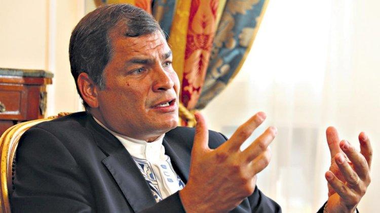 Equador: Candidato favorito a eleição presidencial tem o apoio de Rafael Correa