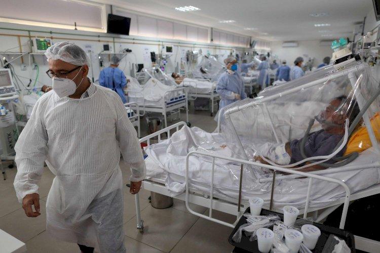MMinistério da Saúde reduz pela metade os leitos de UTI para covid-19 custeados pela pasta em fevereiro