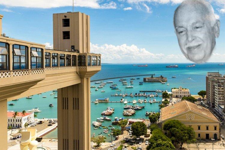 ACM Avô sorri das profundezas após traição de neto a Rodrigo Maia