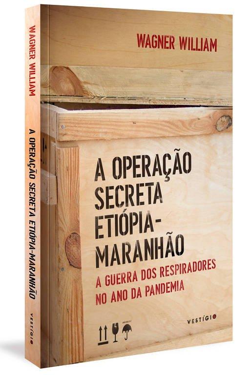 Operação Etiópia-Maranhão: livro que detalha compra de respiradores pelo Governo Flávio Dino já está à venda