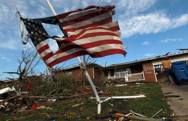 EUA: Perigosamente podre