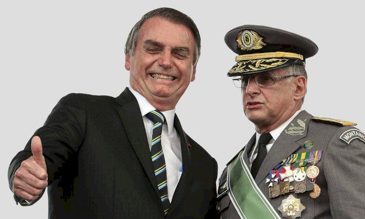 Exército se vê vencedor da batalha com Bolsonaro, o 'capitão pitoresco'