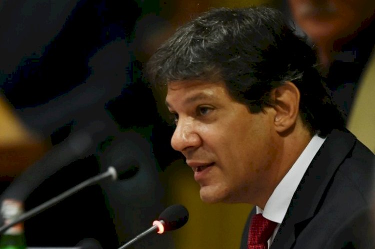 Pesquisa para governador de SP mostra empate entre Haddad, França e Alckmin