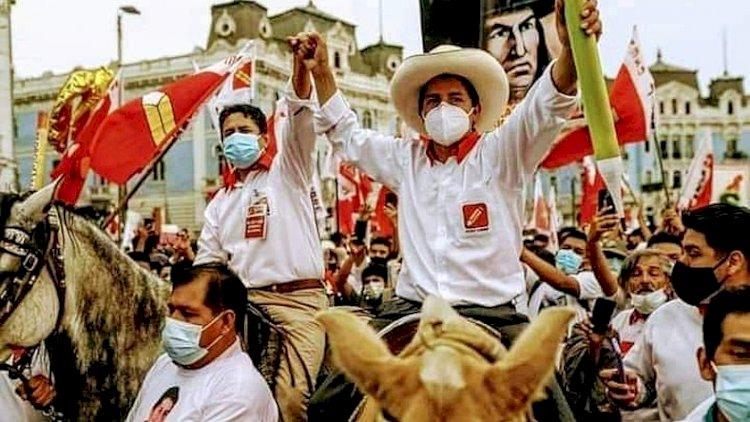 Peru: candidato da esquerda amplia vantagem na disputa presidencial, diz pesquisa