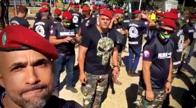 Crecen las milicias ultraderechistas en Río de Janeiro