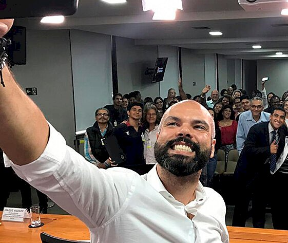 HOMENAGEM DO INSTITUTO JOÃO GOULART AO PREFEITO BRUNO COVAS