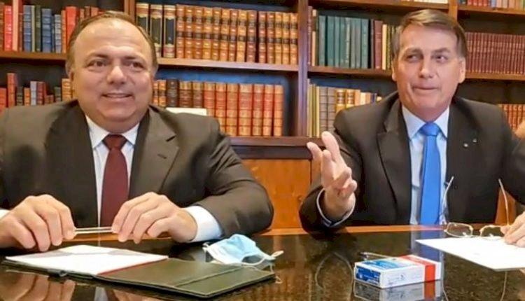 Bomba: Jornal Nacional denuncia fraudes em licitação de 30 milhões na gestão Pazuello na Saúde