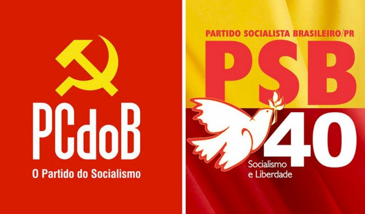 Vem aí o Socialistas, fusão do PSB com o PCdoB