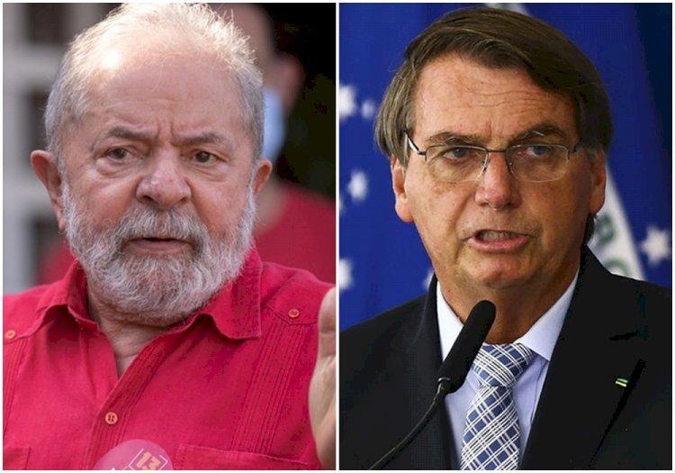 Bolsonaro x Lula: veja os resultados das pesquisas eleitorais em cada região do país
