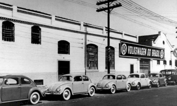 Volkswagen anuncia que vai parar duas fábricas por falta de insumos