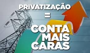 Energia subiu 1.000 POR CENTO depois da privatização, ante inflação de 458%