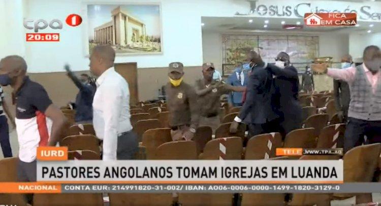 Provas 'contundentes' apontam lavagem de dinheiro da Universal em Angola, dizem investigadores