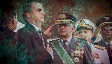Bolsonaro pressente deposição e reage: desconfia dos militares