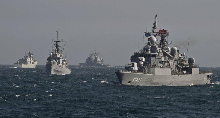 Brasil participa de manobras navais contra a Rússia no MarNegro