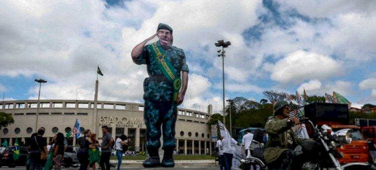 Mourão rebate fala de Bolsonaro: 'As eleições serão realizadas'