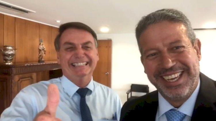 Réu, Lira está impedido de substituir Bolsonaro e Mourão na Presidência