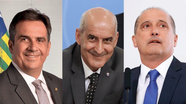 Ciro Nogueira fica com Casa Civil, Ramos vira secretário-geral e Onyx ganha Emprego