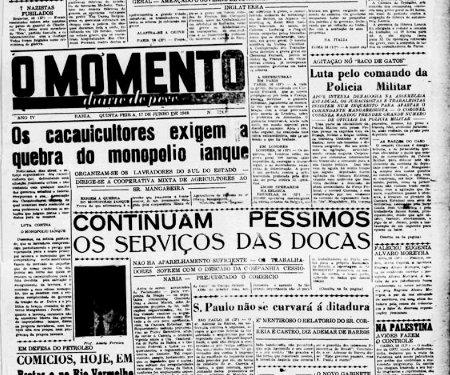 Coturnos fascistas e a formação do jornalista