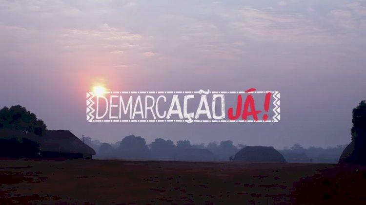 VÌDEO: Demarcação Já!!!