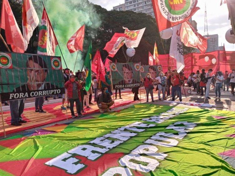 Cresce mobilização em todo país contra Bolsonaro. Anhangabaú será o palco do protesto em SP