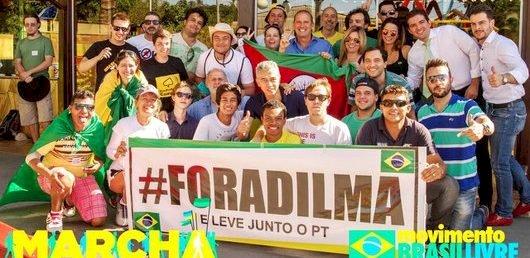 MBL não tem credencial democrática para liderar ato plural contra Bolsonaro