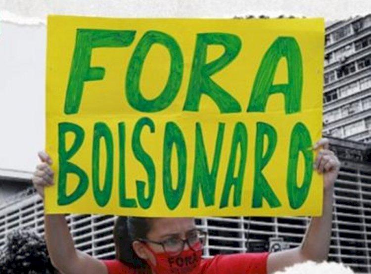 O 'Fora Bolsonaro' é o que deve unir as forças populares