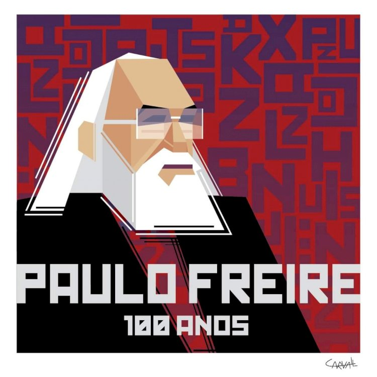 100 anos de Paulo Freire: ensinamentos, citações e aspas são mais que atuais